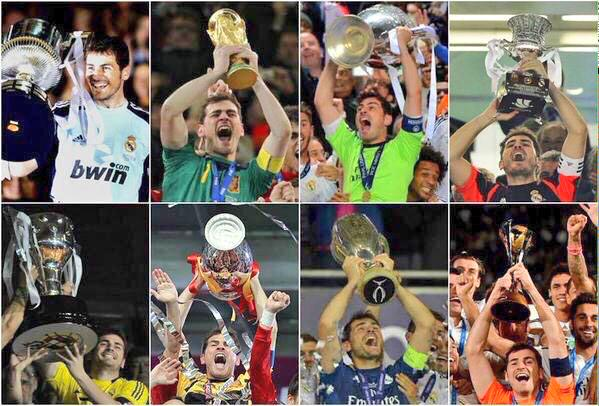 iker-casillas in his glory