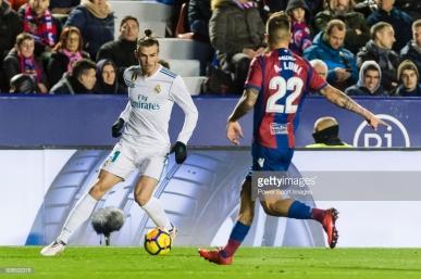 La Liga 2017-18 - Levante UD vs Real Madrid